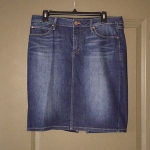 Articles of Society denim skirt